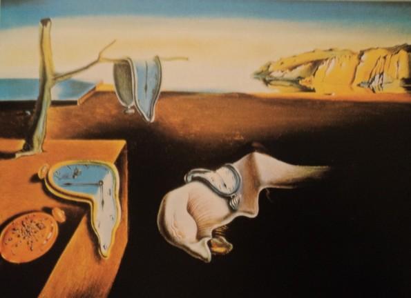 Salvador-Dali-Trwałość-pamięci
