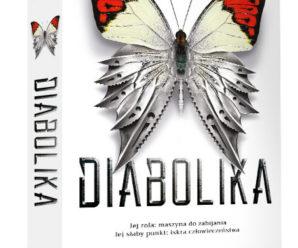 Konkurs!!! Do wygrania książka Diabolika S. J. Kincaid – UWAGA! PRZEDŁUŻONY TERMIN!
