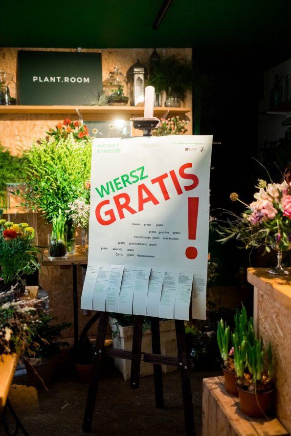 Wiersze W Mieście Promocja Poezji W Warszawie Stacja Książka